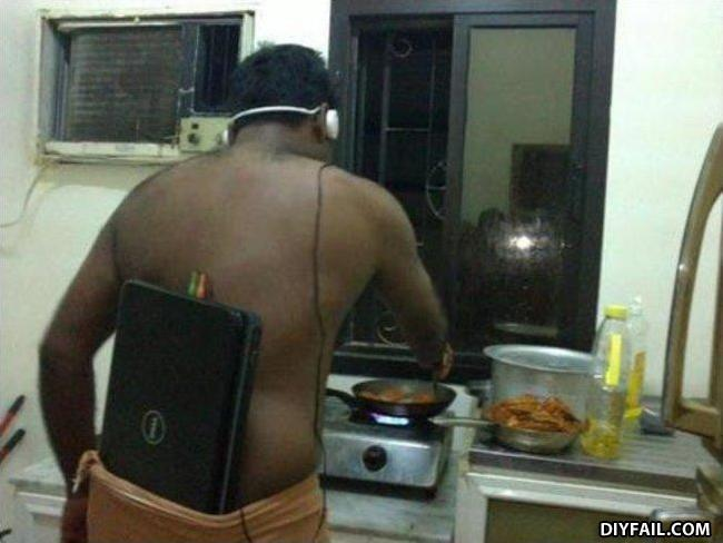 "- have u heard of the ""iPod""?"