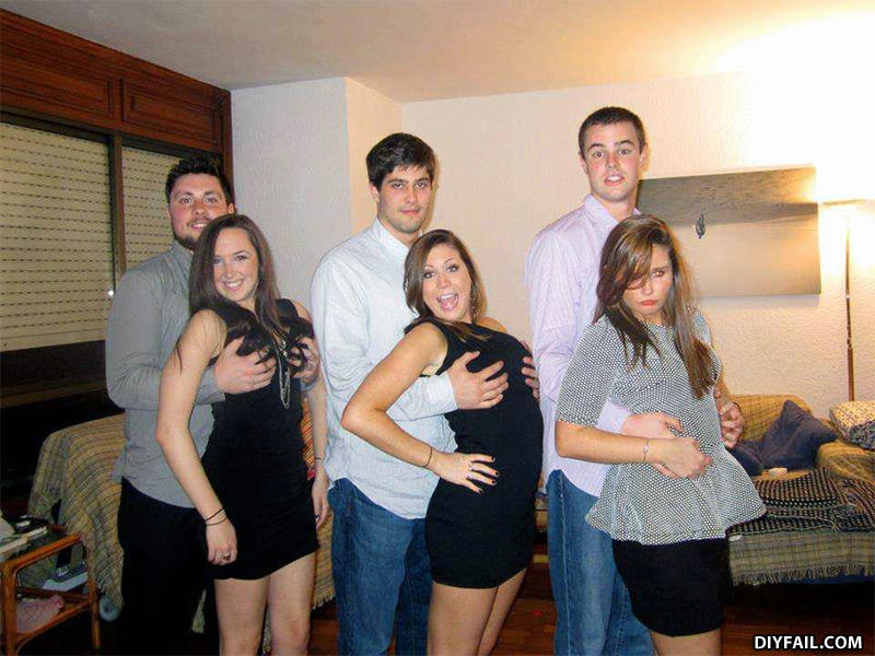 - The guy in the front looks like Older Stewie.
