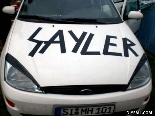 - Well at least they like Slayer, that makes up for
