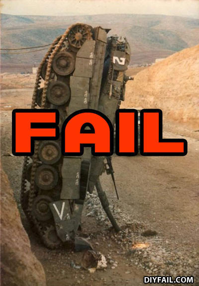 Tankfail