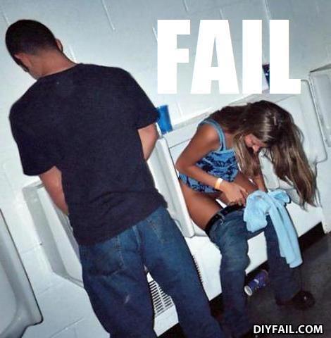 Bathroomfail