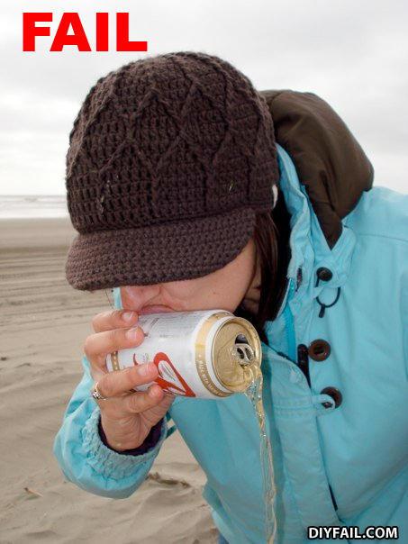 Beerfail