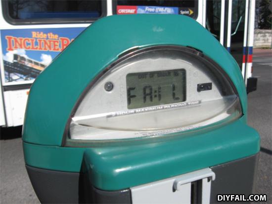 Meterfail
